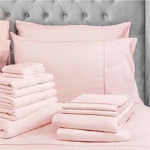 Pink Bedding Lifestyle Crop