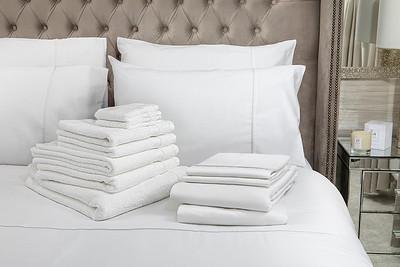 White Bedding Lifestyle