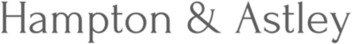 Hampton & Astley 5a5959 Logo