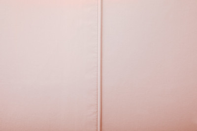 Hampton & Astley Pink  Piping Detail