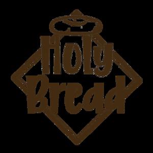 Holy Bread logo Brown