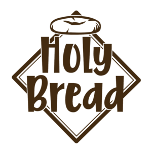 Holy Bread logo Brown