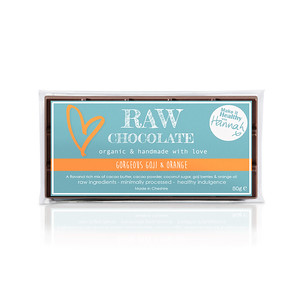 Chocolate Bar Gorgeous Goji