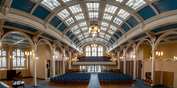 Sheffield Victoria Hall-3