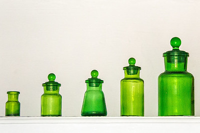 5 Green Bottles