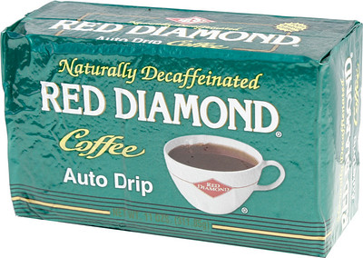 _MG_9659 Red Diamond Coffee Decaf 11oz