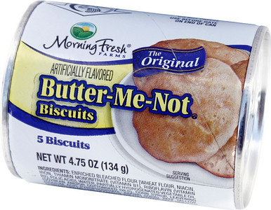 _MG_9656 Morning Fresh Butter Me Not 5 biscuits 4 75oz