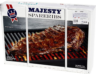 _MG_9665 Majesty Spareribs 10lbs