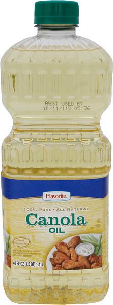 _MG_4249 Flavorite Canola Oil 48oz