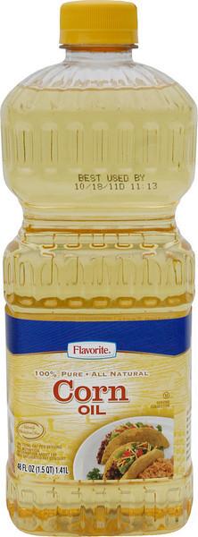 _MG_4250 Flavorite Corn Oil 48oz