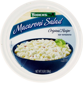 _MG_9480 Yoders Macaroni Salad 3lb