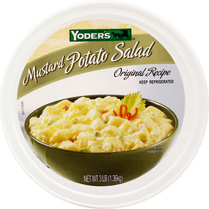 _MG_9482 Yoders Mustard Potato Salad 3lb