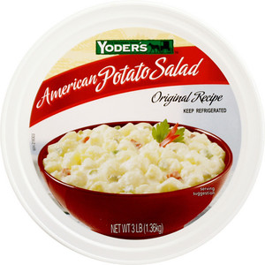 _MG_9483 Yoders American Potato Salad 3lb