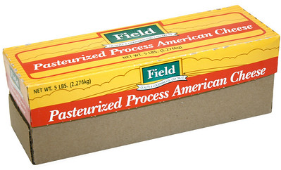 _MG_6979 Field Pasteurized Process American Cheese 5lbs