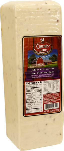 _MG_3188 County Line Jalapeno American and Monterey Jack Cheese