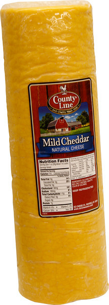 _MG_3187 County Line Mild Cheddar Cheese