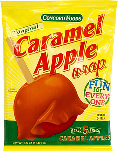 Concord Foods Caramel Apple Wrap 6 5oz_MG_2435