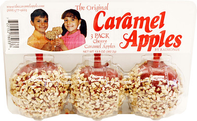 Cherry Caramel Apples _MG_2428