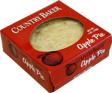 Country Baker Apple Pie 4oz _MG_2442