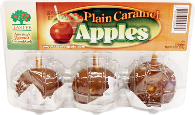 TASTEE Plain Caramel Apples _MG_2433