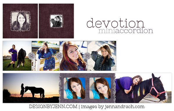 devotion mini accordion preview