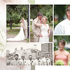Leah & Nick + wedding album {10x10 40p} :