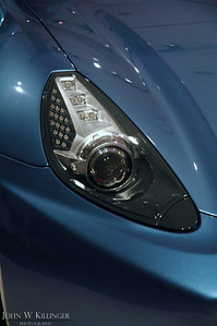 Ferrari California (Detail)