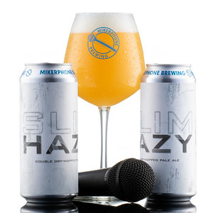 Mikerphone Brewing - Slim Hazy