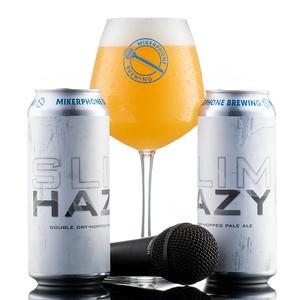 Mikerphone Brewing - Slim Hazy
