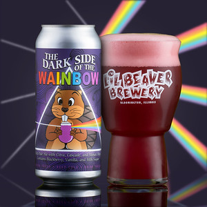 Lil Beaver Brewing - The Dark Side of the Wainbow
