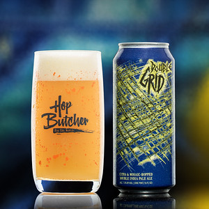 Hop Butcher - Double Grid