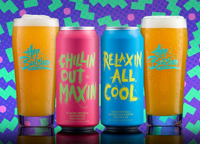 Hop Butcher - Chillin Out Maxin & Relaxin All Cool