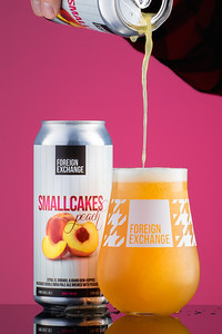 Foreign Exchange Brewing - Smallcakes Peach