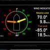 XDi-N 192 - Relative and True wind