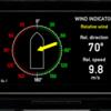 XDi-N 192 - Relative wind