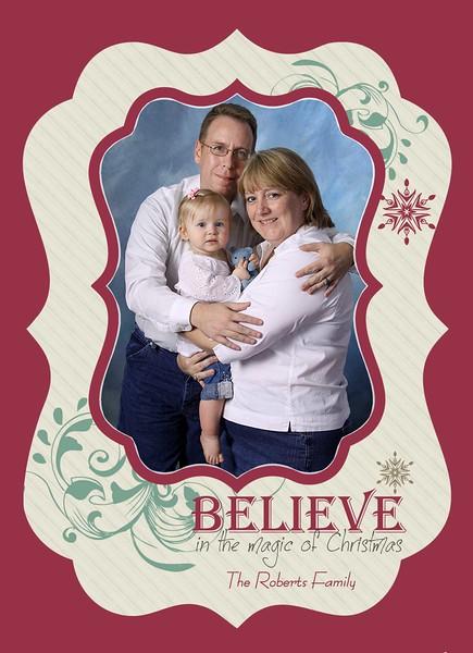 5x7 Believe V