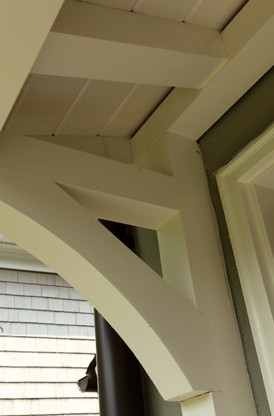 Custom Brackets and Rafter Tails