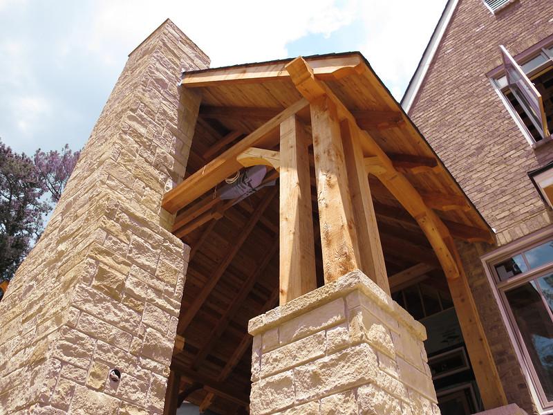 Wooden Brace 62T10 from Cedar Timber