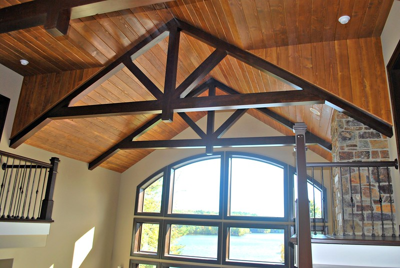 Custom Truss and Gable Bracket