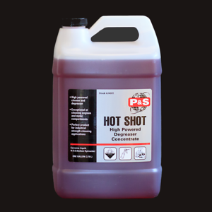Hot Shot Gallon - black