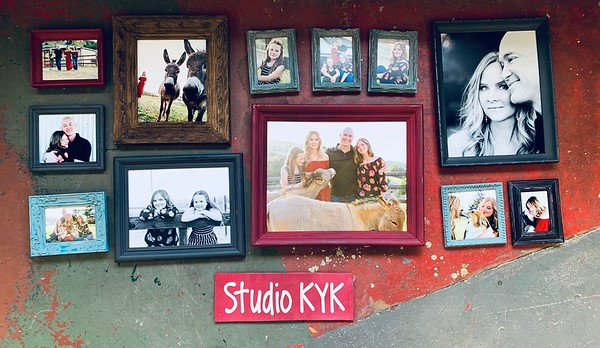 framed wall