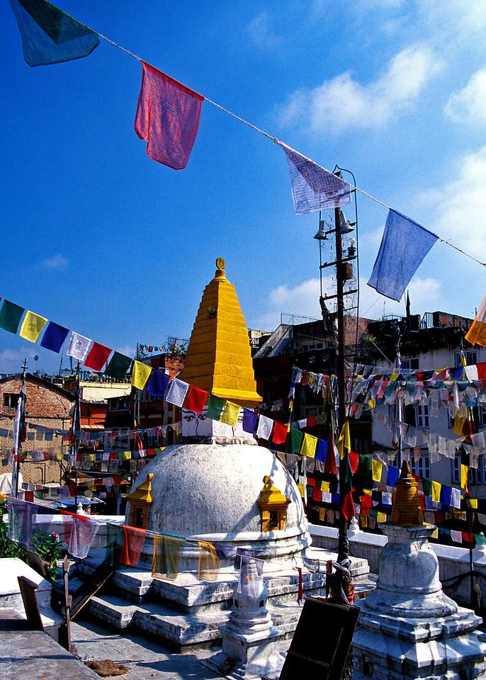 buddhist stuppa