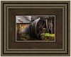 "<font size=""4"" color=""#FF0000"" face=""Arial Black"">Mabry Mill Wheel, Blue  Ridge Parkway, Virginia</font><br> 10"" x 15"" stretched canvas framed (GV004-MM1015-9483-132-FB03-Adobe-Fudge)<br><br> This is a unique framing package selected to show off the Mabry Mill Wheel to its fullest. The framing package includes double matting with a wooden fillet separating the two mats. These are placed inside both a frame and a stacker frame. The outside frame dimensions are approximately 27"" x 22"" (outside dimensions may vary slightly).<br><br> <font color=""#00FF00""><b>$345.00</b></font><br> Free Shipping <br><br>  <form name=""InvestmentForm""   action=""https://www.paypal.com/cgi-bin/webscr"" method=""post"" target=""_blank"">"