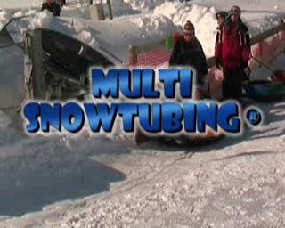 Video Multi Snowtubing