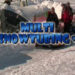 Video Multi Snowtubing