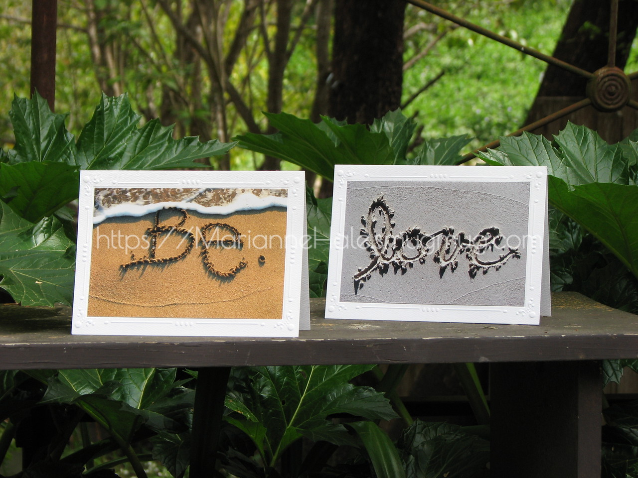 """<div class=""""product""""><span class=""""product-title"""">Set of 5 handmade cards</span> Price: <span class=""""product-price"""">$25.00</span> <br /> <br />  Type the 5 words you wish to buy:<br />       <input class=""""product-attr-words"""" name=""""words"""" type=""""text"""" value=""""""""/> <br /><br />     <div  role=""""button"""" alt=""""Add to cart"""" tabindex=""""0"""" class=""""googlecart-add-button"""">   </div> </div> <br /><br /> Browse for available words:<br /> <a href=""""http://www.mariannehaledesigns.com/Prints/Words-A-G/"""">A-G</a>  