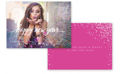Template-FlatCards-NewYear-19