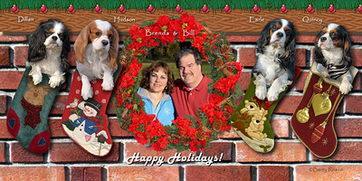 LaRoza holiday card