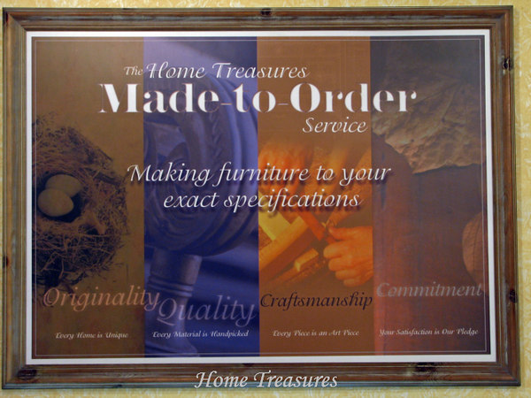 """""""Made to Order"""""""
