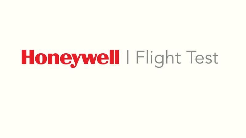 Honeywell Flight Test Cut 4
